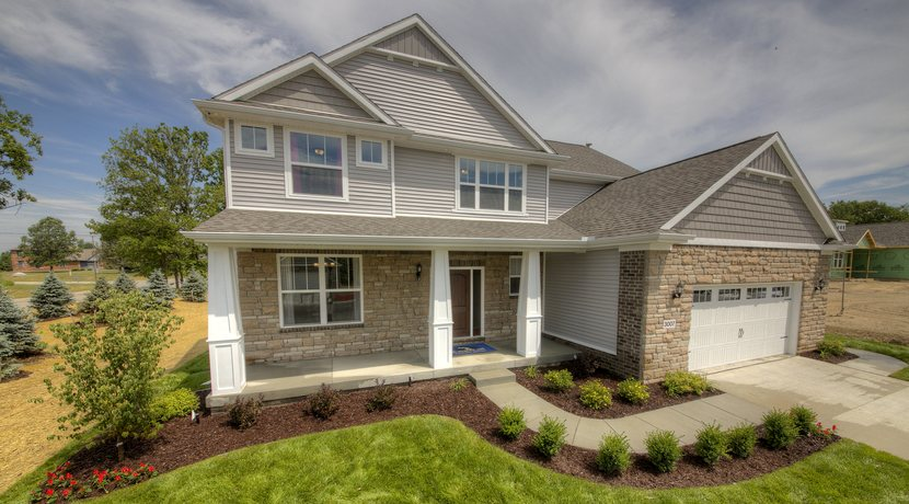 Waverly Woods Model Home