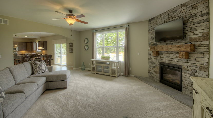 Waverly Woods Model Home2