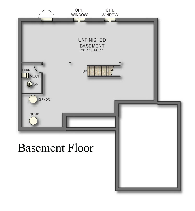 Hartford Basement Floor