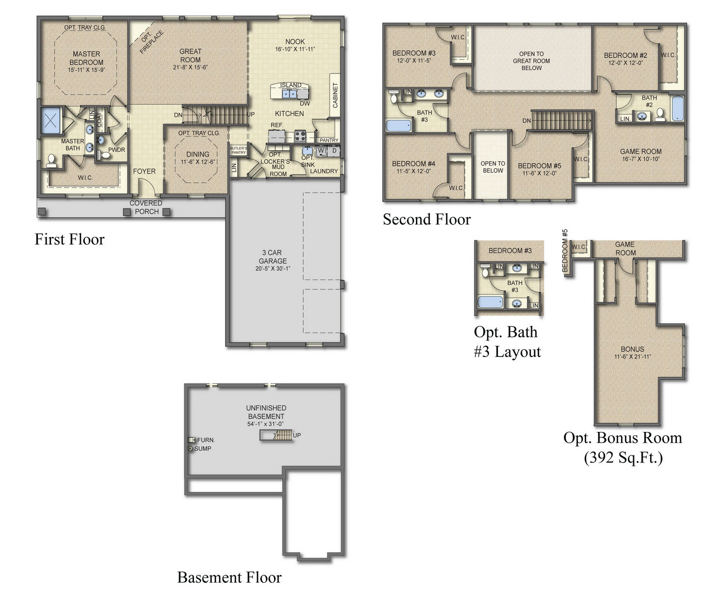 Bristol Ii All Plans Are Fully Customizable Build With Capital Homes