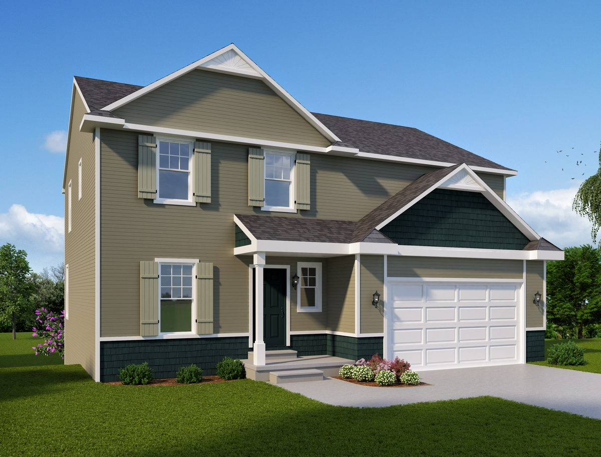 Sequoia Custom Home Plans Howell MI