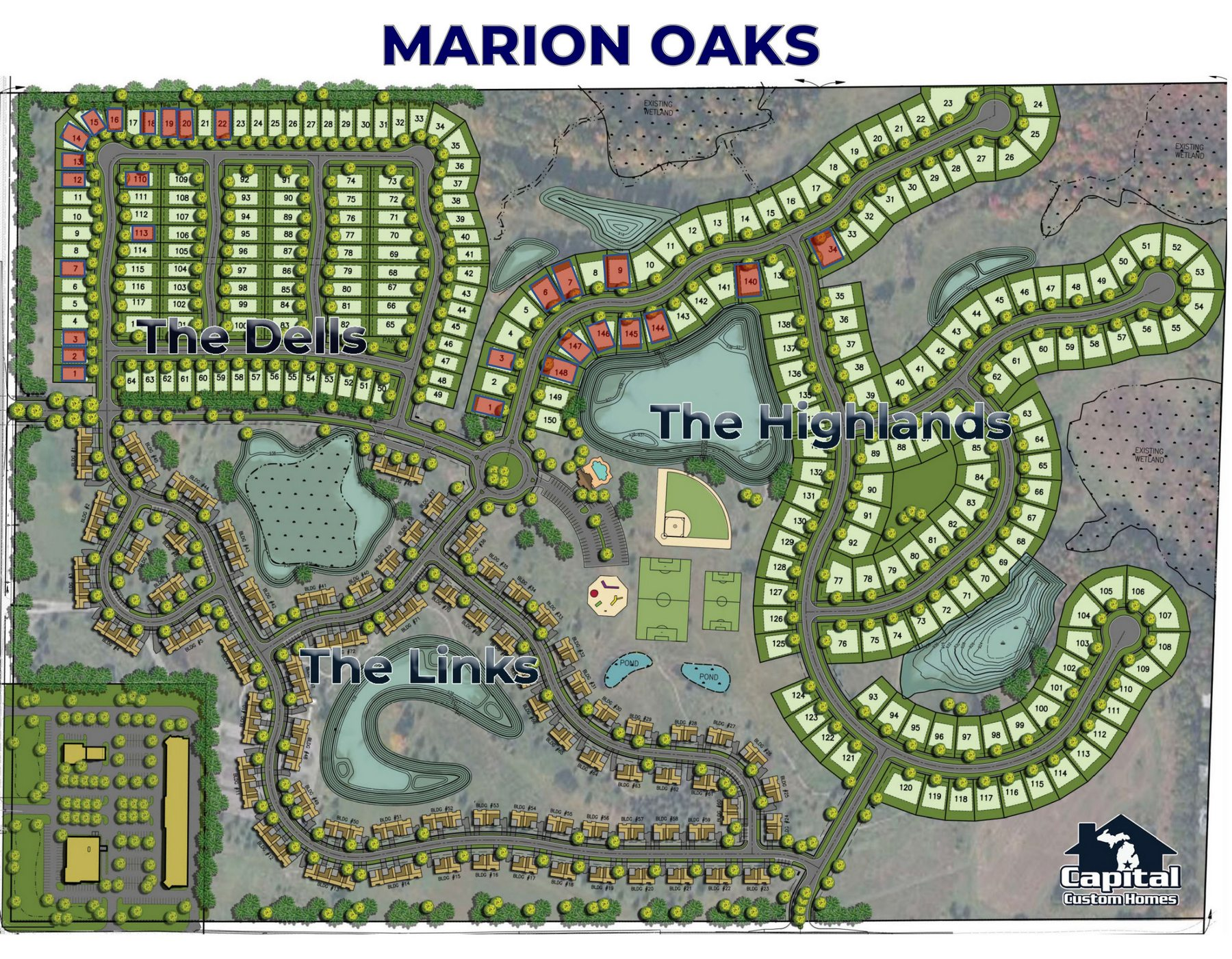 Marion Oaks Community
