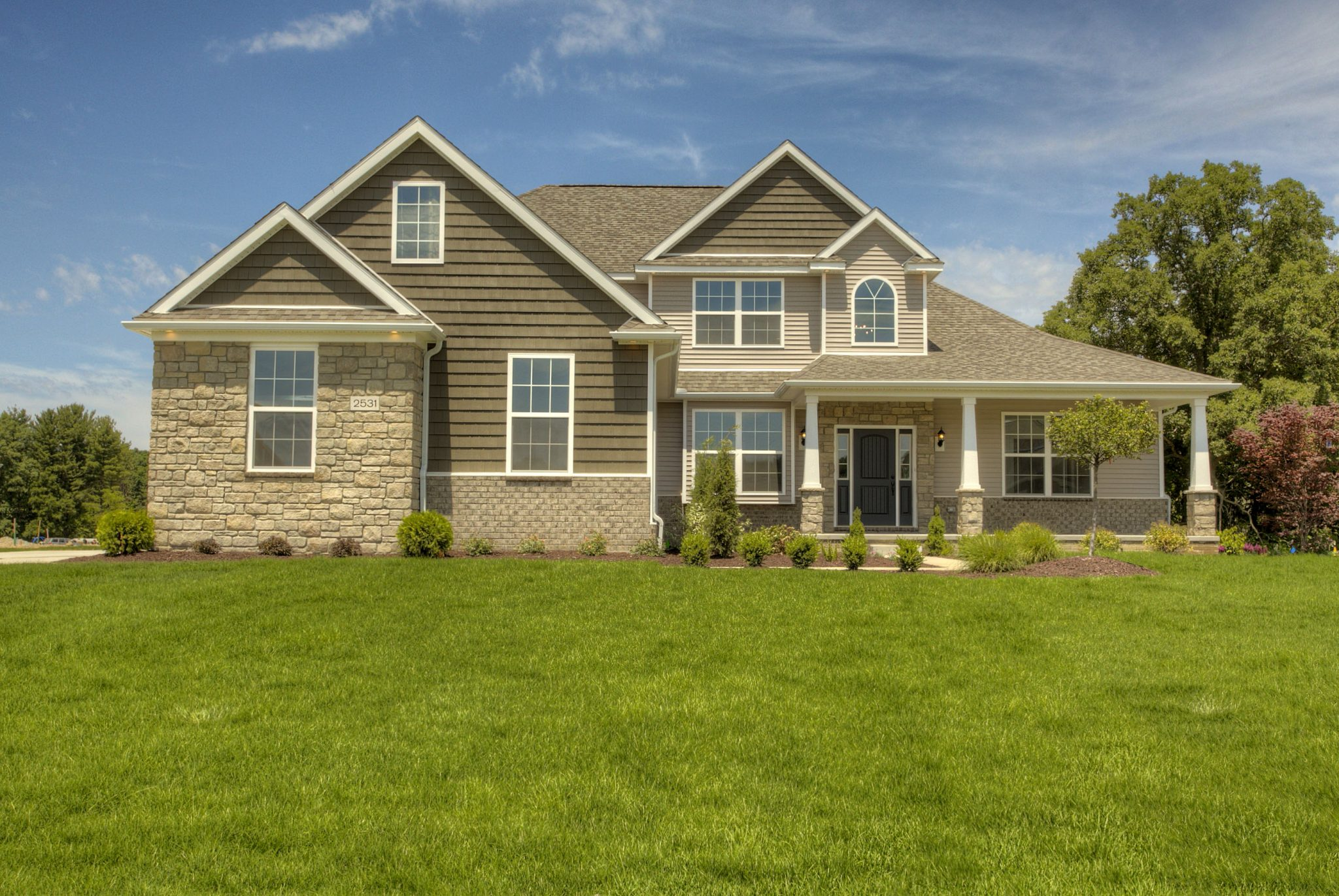 Millers Knoll Homesite 10, Grist Mill Drive